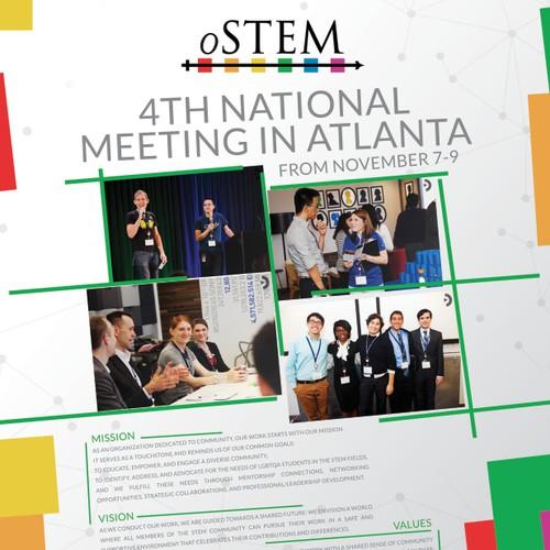 oSTEM New Scientist Ad