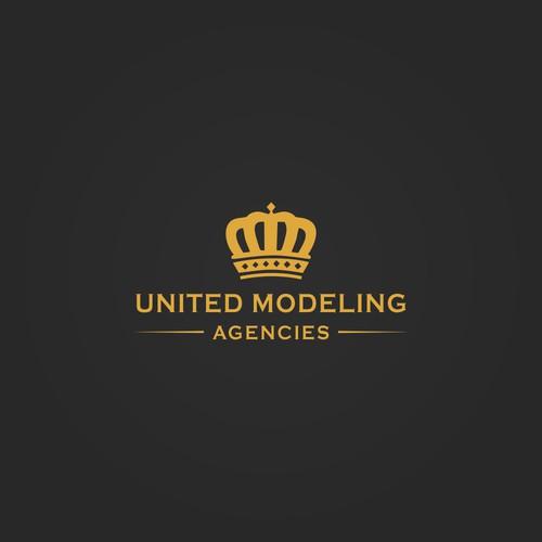 Logo for United Modeling Agencies