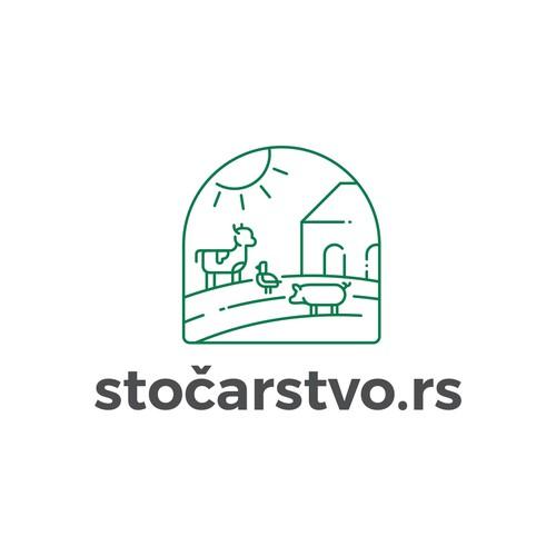 Logo for livestock portal
