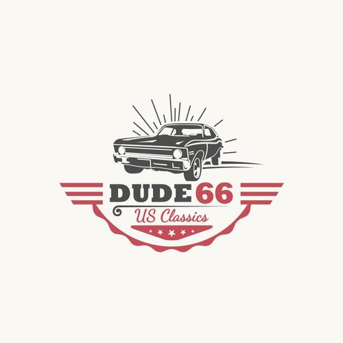 Logo for Dude66