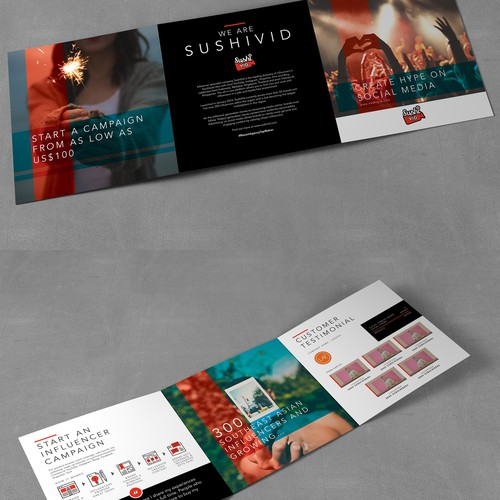 Sushivid Brochure