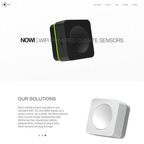 NOWI Website