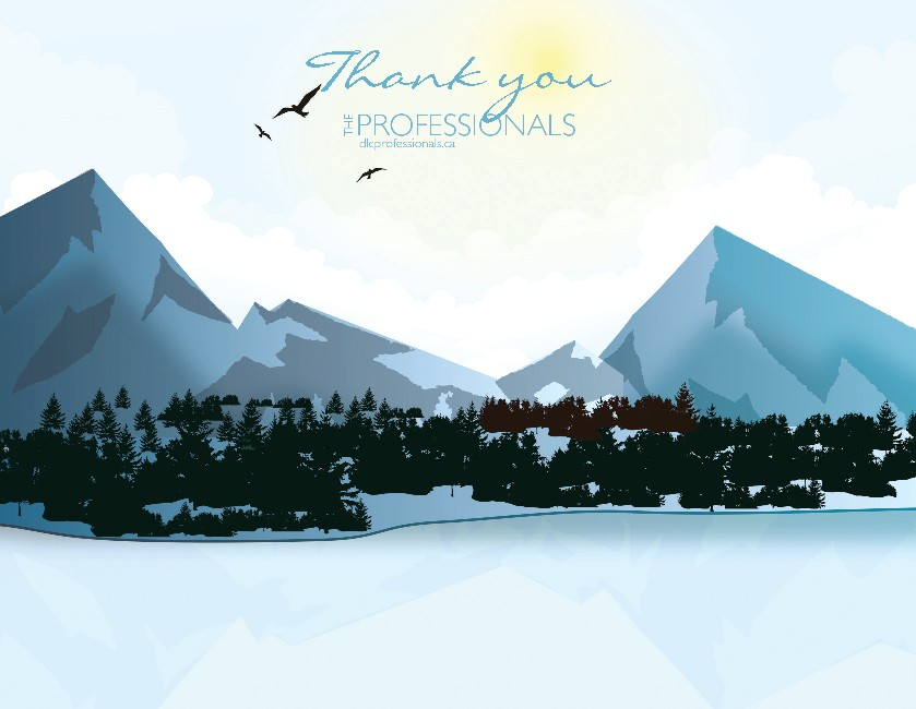 Thank you/Note Card