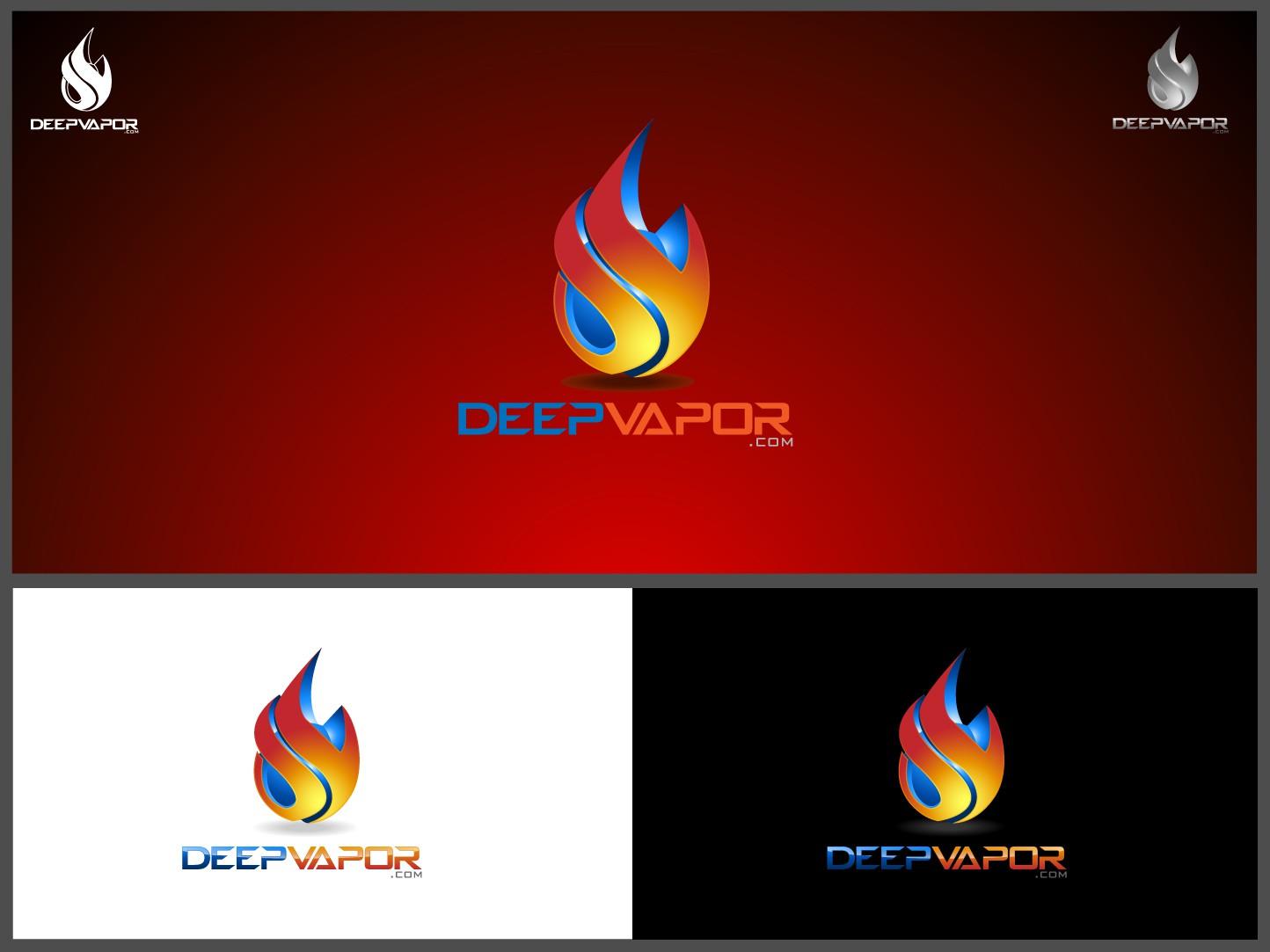 logo for DeepVapor.com
