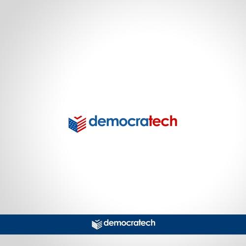 democratech logo