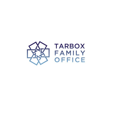 Corporate logo for a law firm