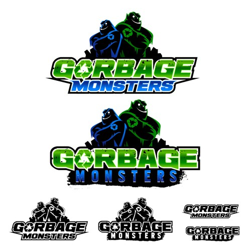 Garbage Monsters