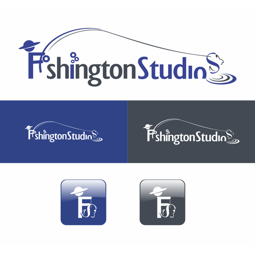 Logo Design for Fishington Studios