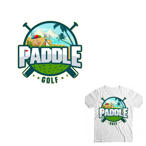 Paddle golf