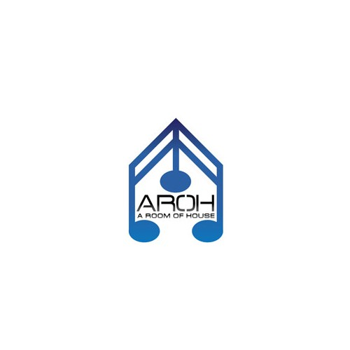 A Room Of House (AROH) logo