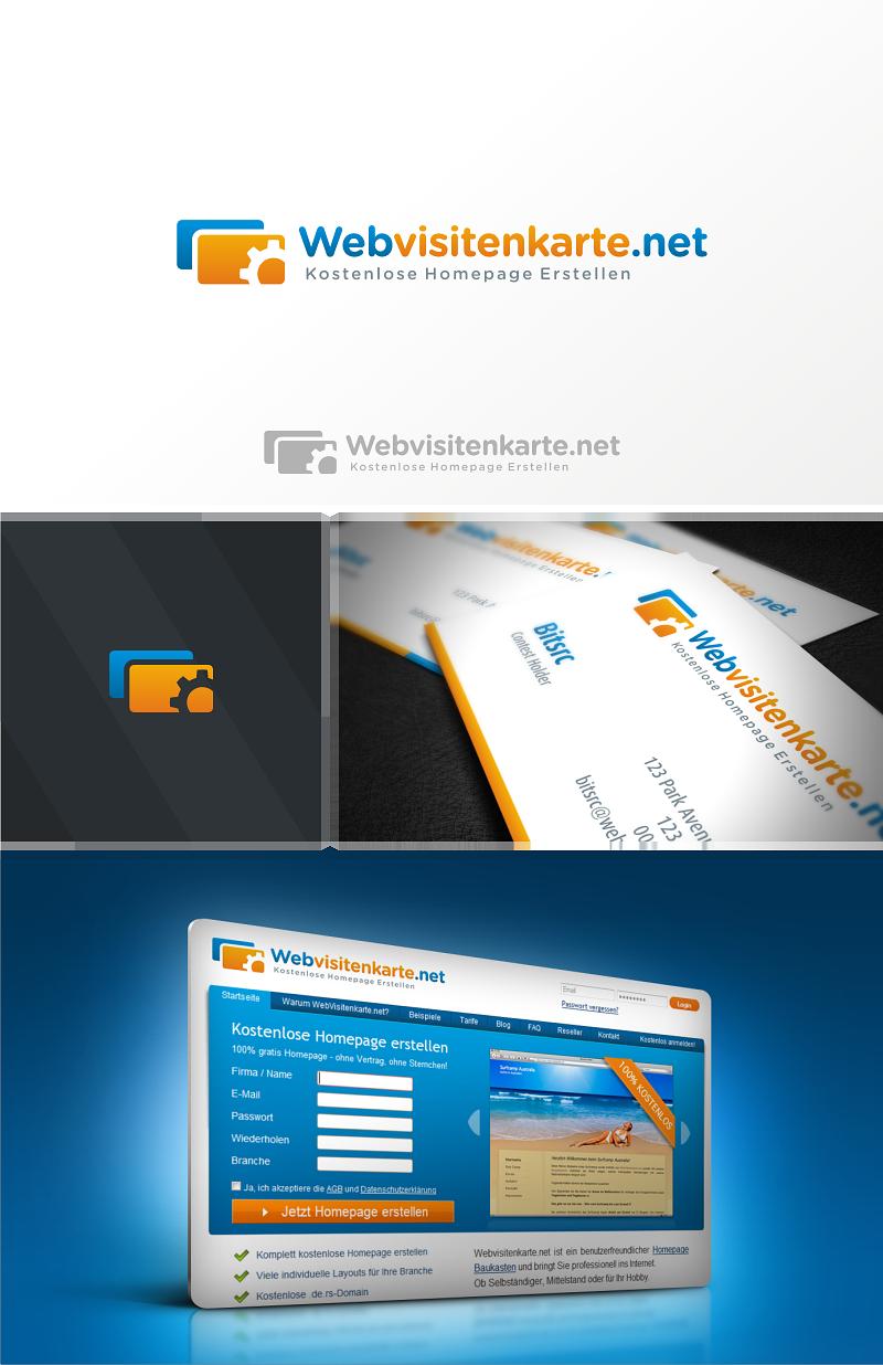 Create the next logo for Webvisitenkarte.net