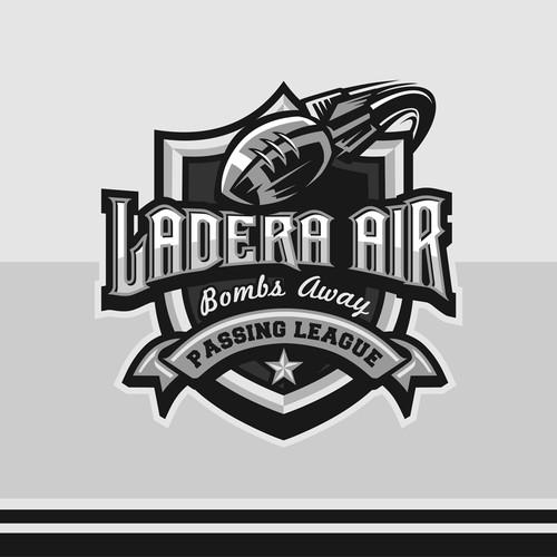 *Guaranteed Prize* Logo for Ladera AIR Passing League