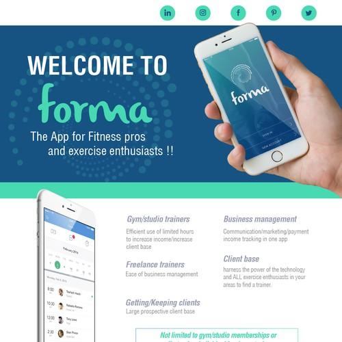 Newsletter Forma App