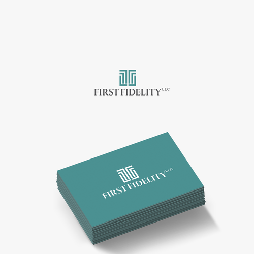 First Fidelity Logo Design