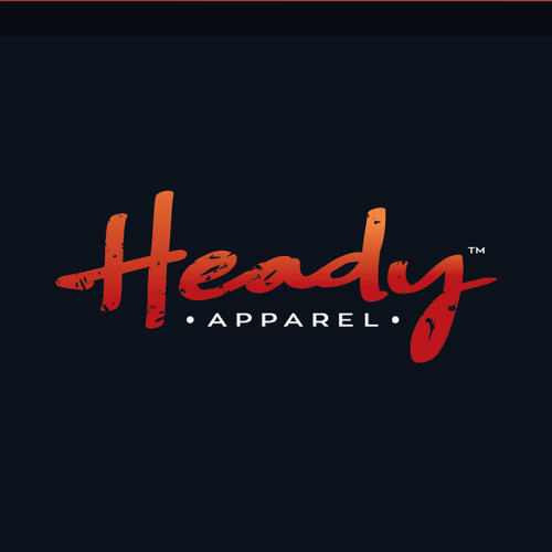 design logo for Heady Apparel