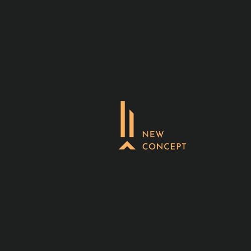 Logo concept for architecture company