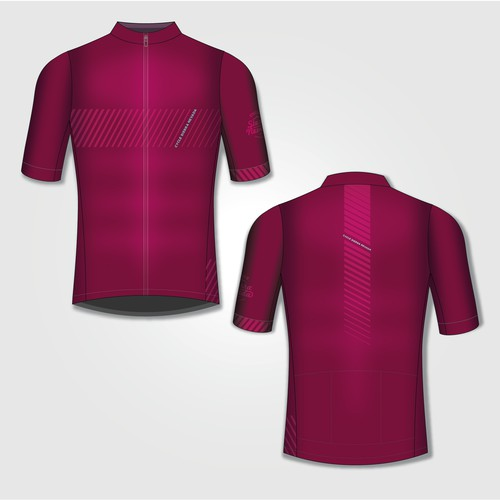 Cycling jersey design for Cycle Sierra Nevada