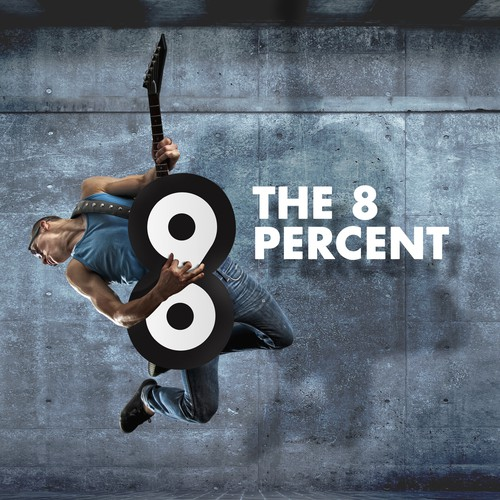 The 8 Percent Podcast Cover 2