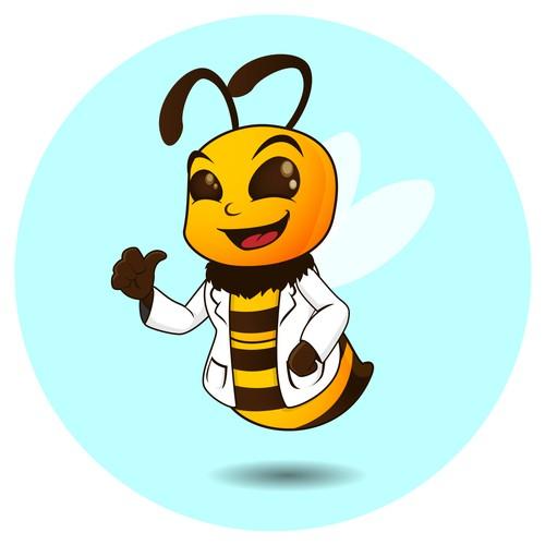 Mascot Wanna bee