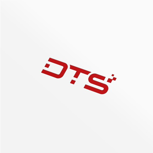 Logo for DTS company