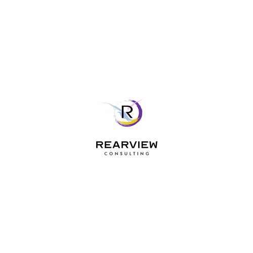 Abstract Logo For Consulting Business