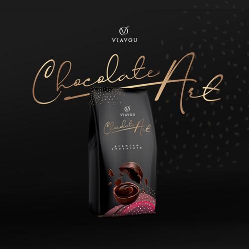 chocolate Art - concept