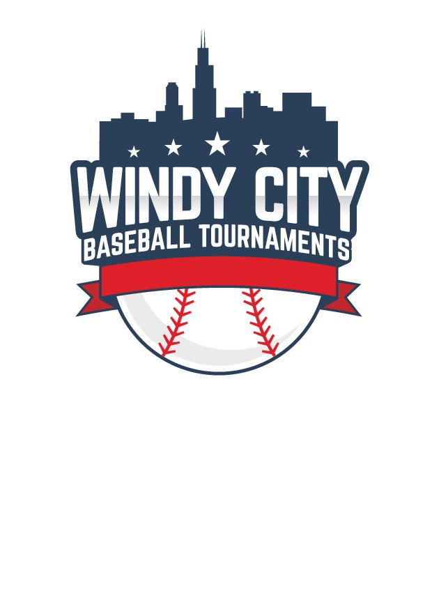 Baseball Tournament Business Needs Out of The Park Logo