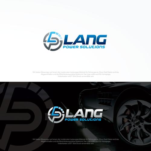 Designe ein vertrauenserweckendes Logo für Lang Power Solutions