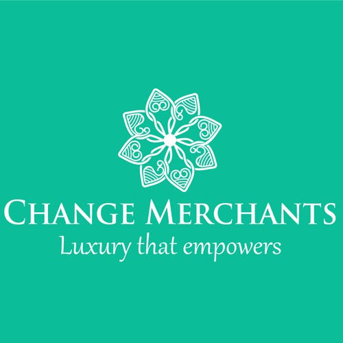 Create a beautiful logo which combines 'luxury' and 'fair trade' for an ethical shop