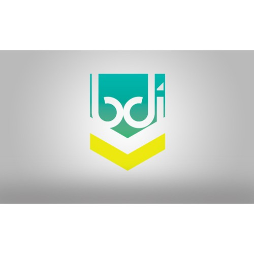 Create a professional logo for BDI