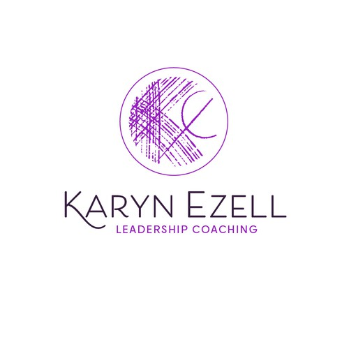Logo for a professional coach