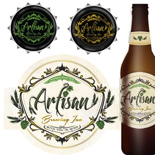 Up and coming Craft Brewery