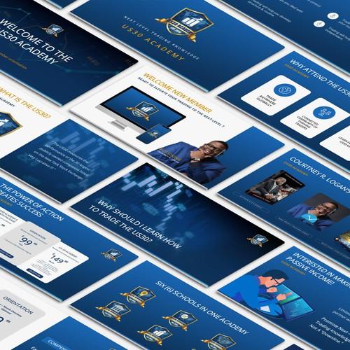 US 30 Presentation Redesign