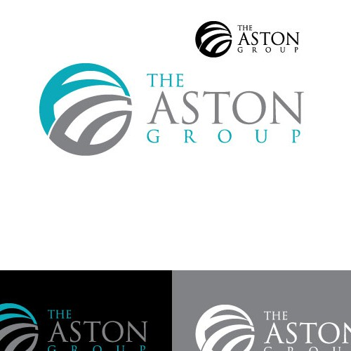 Create A Logo For The Aston Group