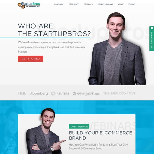 popular entrepreneurship blogs online