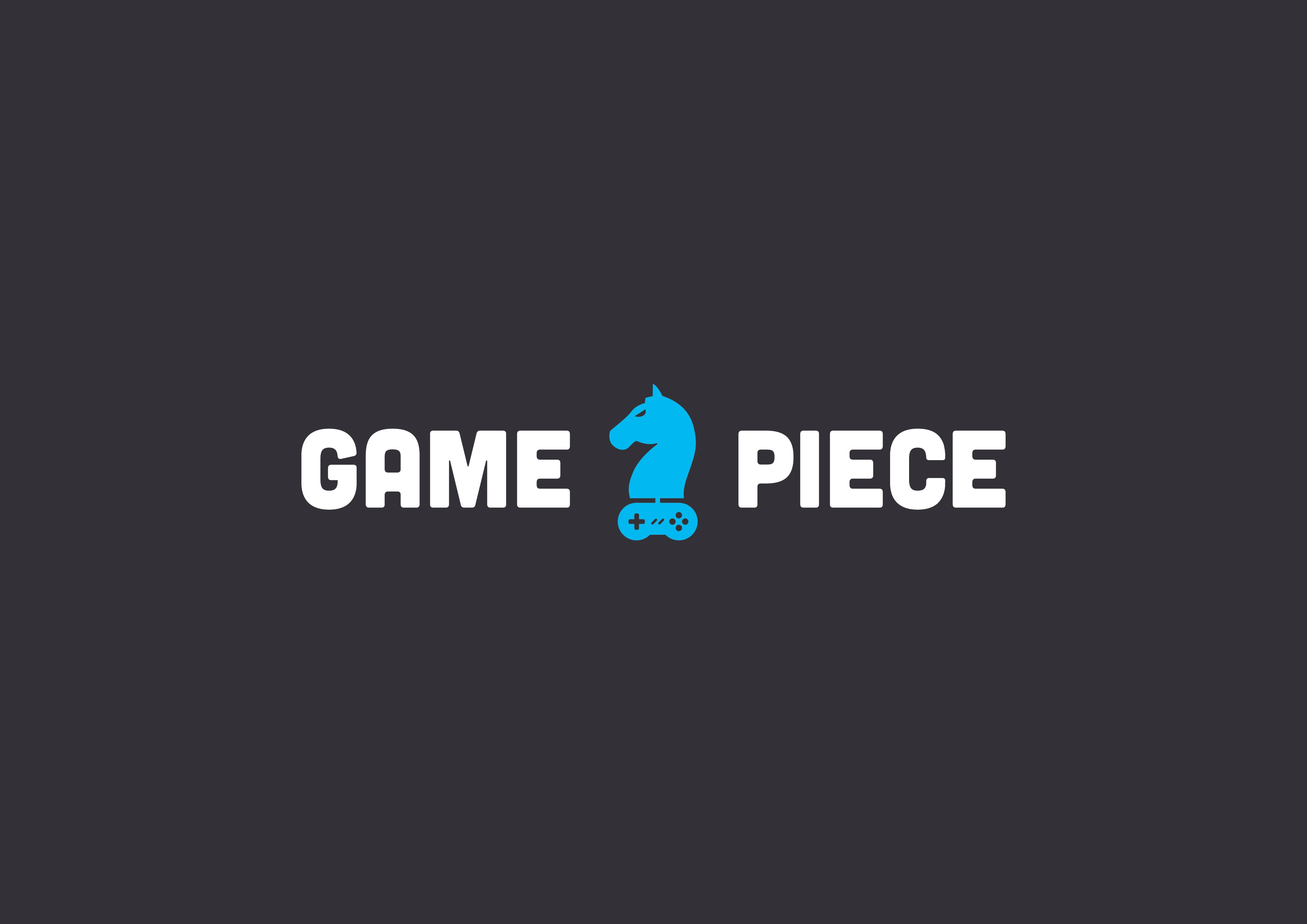Create an amazingly beautiful logo for Game Piece