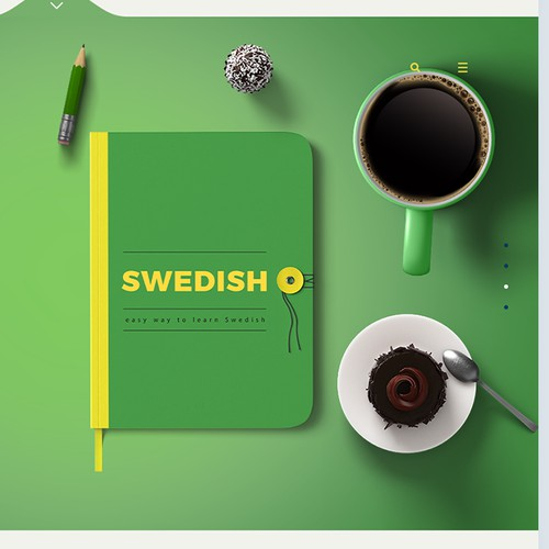 Design for Swedish language school