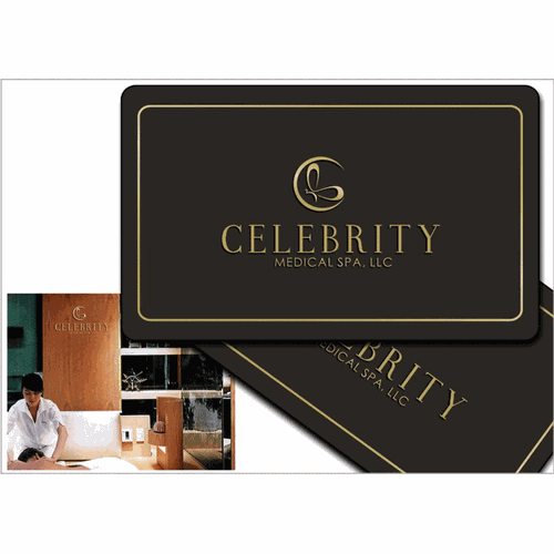 logo for Celebrity Medical Spa, LLC