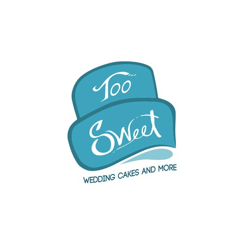 Too Sweet Logo concept
