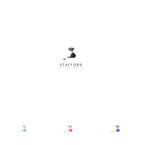 logo concept for design house