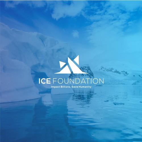Ice foundation logo