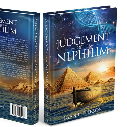 Book cover for Judgment of the Nephilim