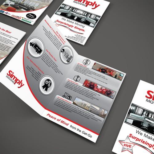 Exclusive 8x11 Half-Fold Brochure