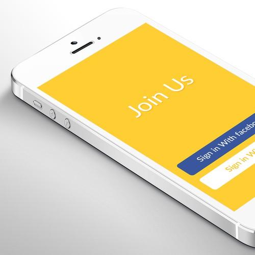 JoinUs~ IOS Event App