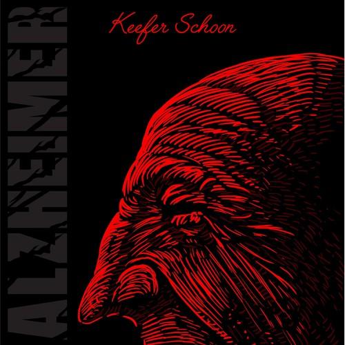 Cover for a music album regarding Alzheimer