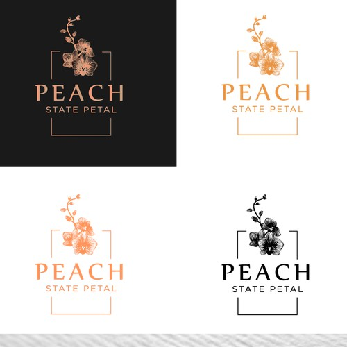 Logo for a wedding&events company