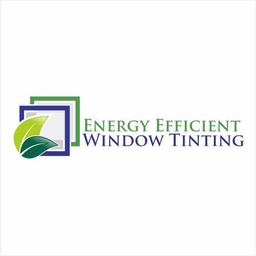 Design a creative logo to be the leader of the window tinting industry