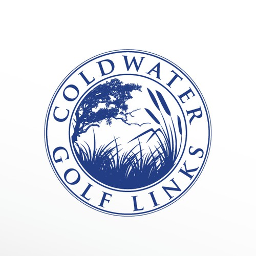 Create the next logo for Coldwater Golf Links