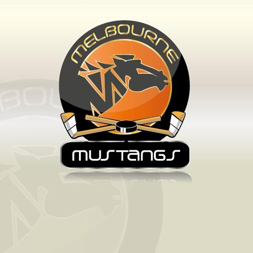 logo design for Mustangs