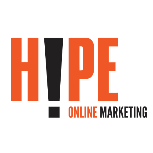 Get Hyped! Need a new logo design for an online marketing company that is ready to launch!